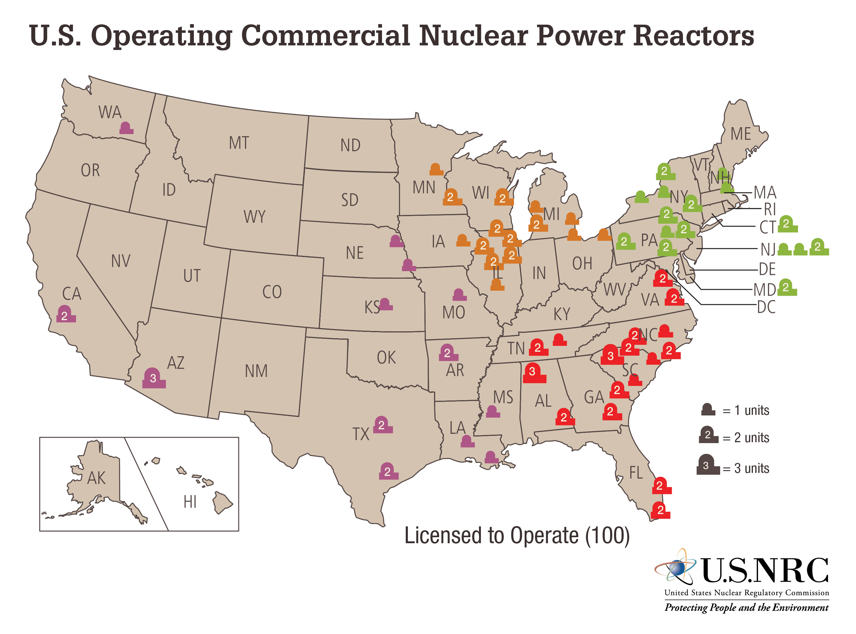OWOE - Nuclear Power - How many nuclear power plants are there in ...